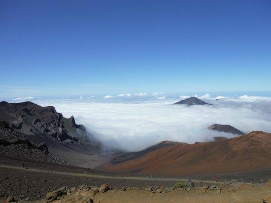 Haleakala Crater: Almost to Heaven