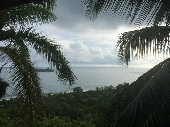 Hotel Costa Verde : View from the balcony
