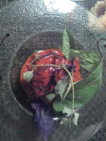 Le Bartok : le veau cuit 9 h (carte)