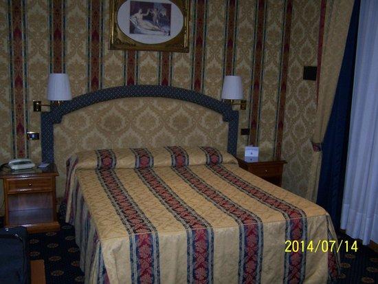Hotel Raffaello : Nice Room!