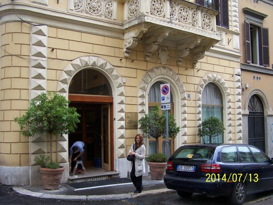 Hotel Raffaello : Very Pretty!