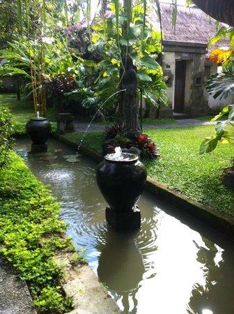 Pertiwi Resort & Spa: Beautiful grounds