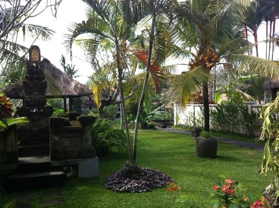 Pertiwi Resort & Spa: Lovingly tended every day