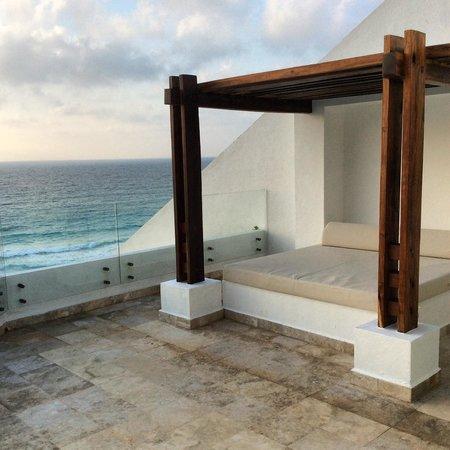 ME Cancun: Vista desde el balcón (Loft Suite)