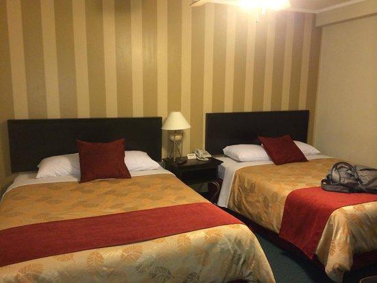 Leon de Oro Inn & Suites: Habitación 2