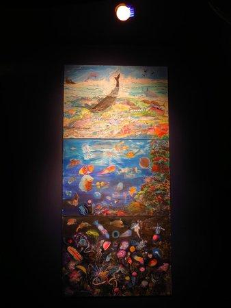 Ecocentro : Parte de la exposición