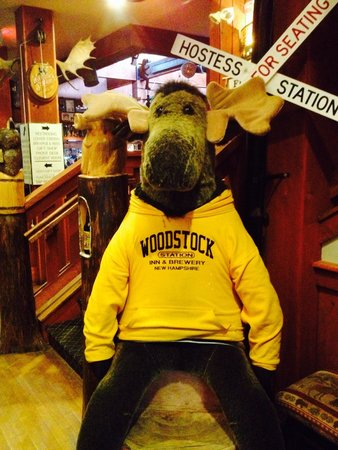 Woodstock Inn Station & Brewery: Live it !