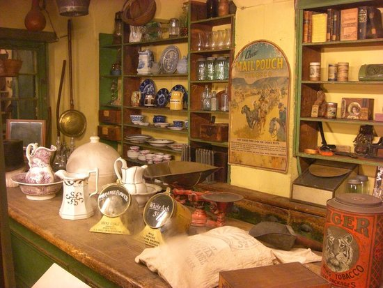 Mercer Museum: The General Store