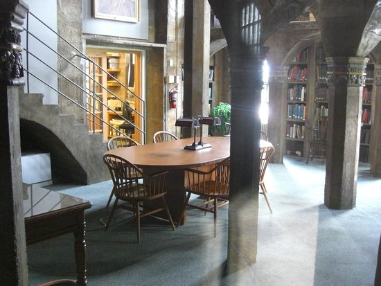 Mercer Museum: The Original Library