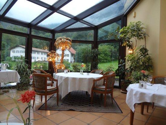 Hotel Muller Restaurant Acht-Eck : Garden Room