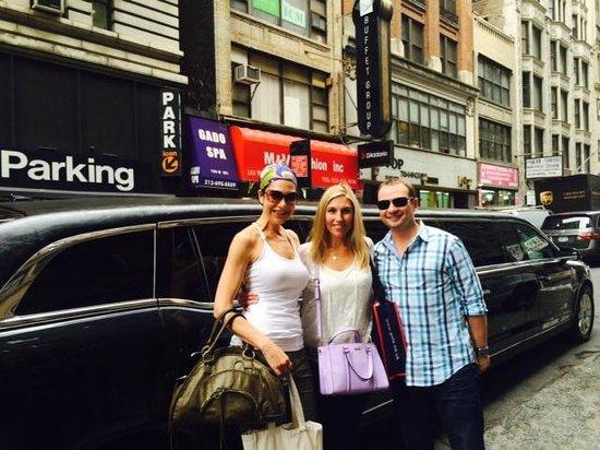 Style Room NYC Shopping Tour Experiences: Birthday Shopping Spree!!!