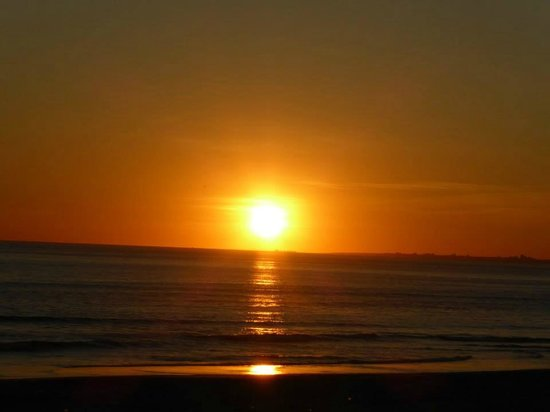 Unik Lounge : Excelente Sunset em Unik - Praia da Mata. :-)