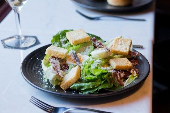 The Push: Caesar Salad