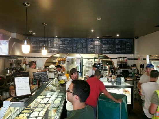 Brooklyn Bagel & Coffee Company: Menu