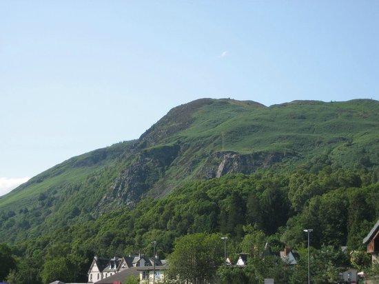 Crags Hotel : Loch Lomond area views