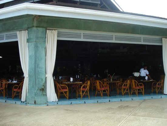 Couples Negril: Buffet Restaurant