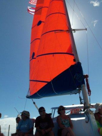 Captain Sundown : Sails unfurled