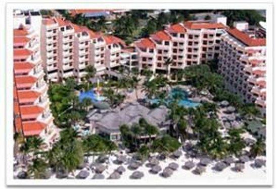 Playa Linda Beach Resort: Playa Linda