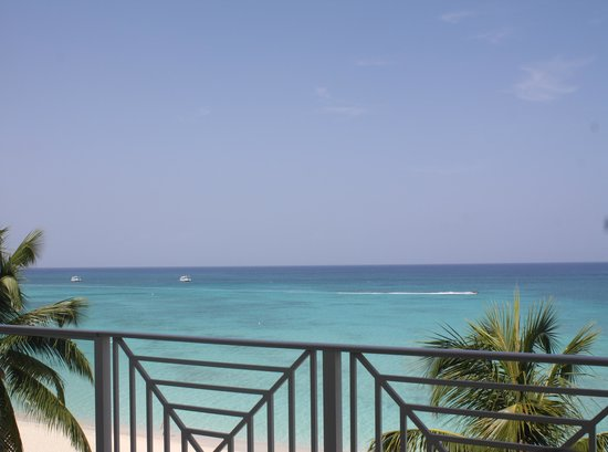 Caribbean Club : View from our balcony