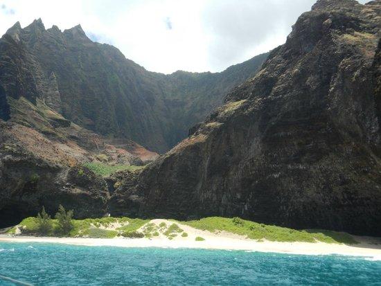 Captain Sundown : Napali coast