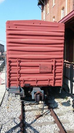 Altoona Railroaders Memorial Museum : Box Car