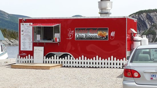 Little Red Chip Wagon