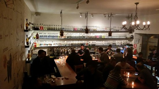 Bar du Museo del Pisco