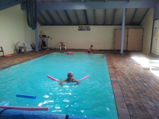 Magdala Motor Lodge: Pool