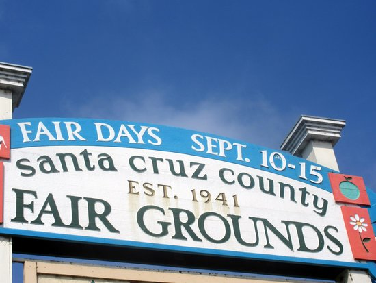 ‪Santa Cruz County Fairgrounds‬