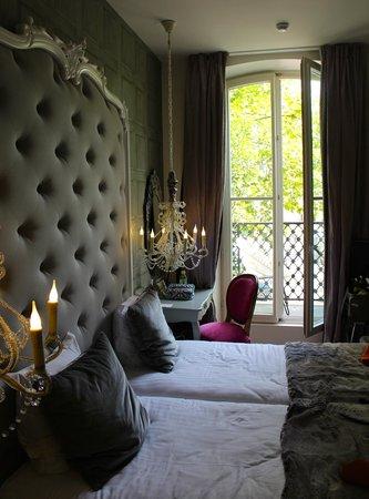 Le 123 Sebastopol - Astotel: Loved our room!