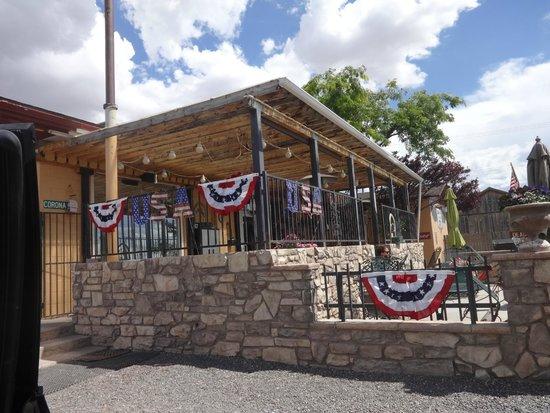 Buffalo Pointe Lodge : Restaurante do hotel