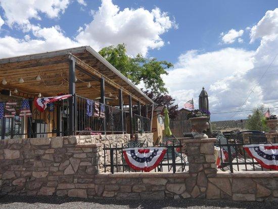 Buffalo Pointe Lodge : Restaurante de hotel