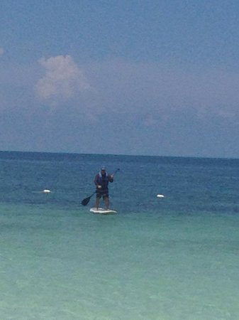 Beloved Playa Mujeres : Paddle Boarding