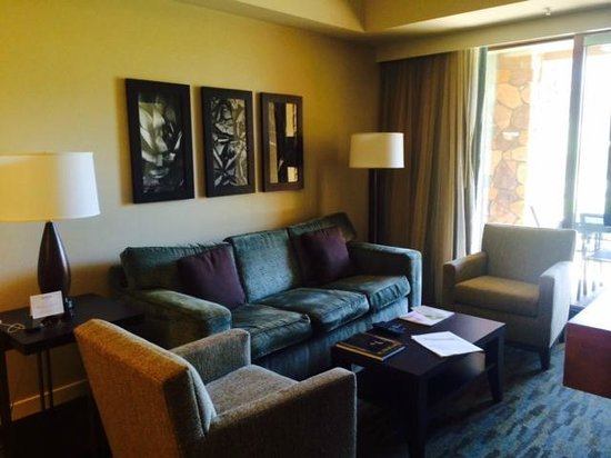 The Westin Desert Willow Villas : Living Room