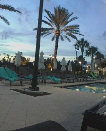 Waldorf Astoria Orlando : Poolside