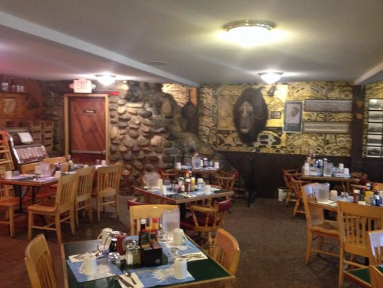 Gwennies Old Alaska Restaurant Upstairs Dining Room