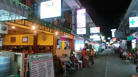 S&G Family Restaurant: Street view