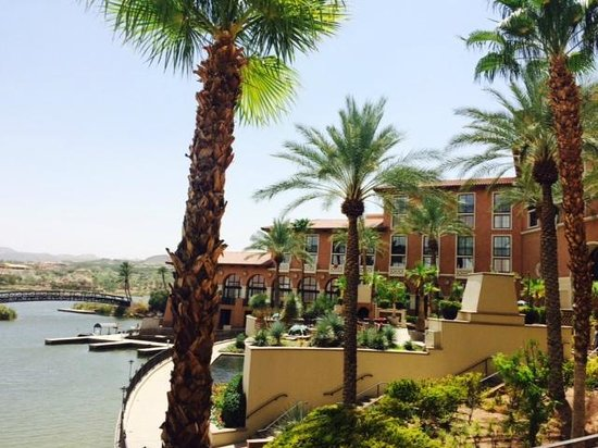 The Westin Lake Las Vegas Resort & Spa: Hotel