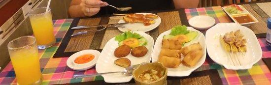 S&G Family Restaurant: Entree's
