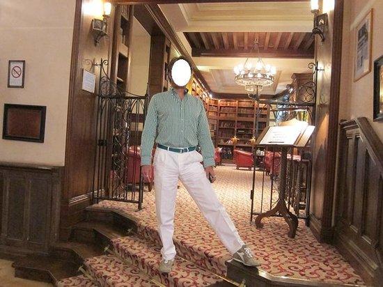 Hotel de la Cite Carcassonne - MGallery Collection : Lounge/bar area