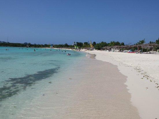 Hotel Playa Costa Verde: nice beach
