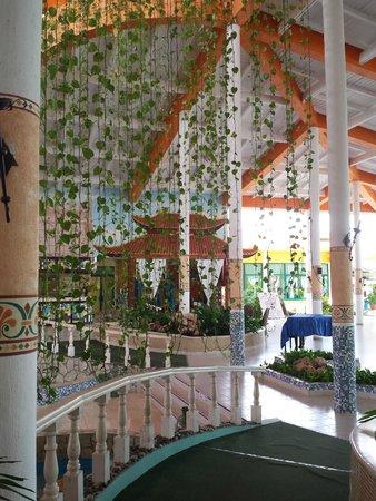 Hotel Playa Costa Verde: lobby