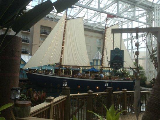 Gaylord Palms Resort & Convention Center: Restaurant