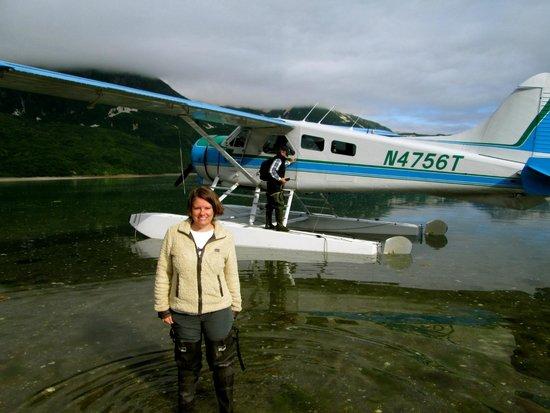 Sea Hawk Air Private Seaplane Charters: Thah Beaver