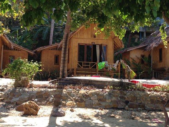 Rantee Cliff Beach Resort: Hogar