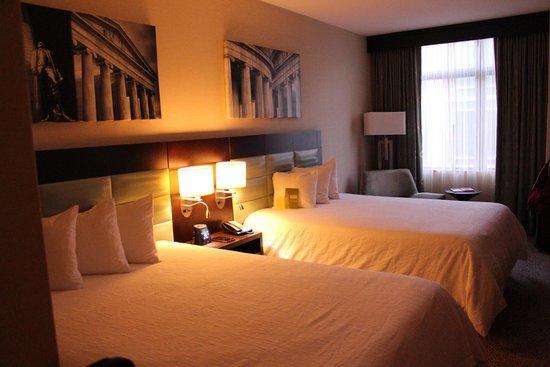 Hilton Garden Inn Washington DC/US Capitol: La Habitacion