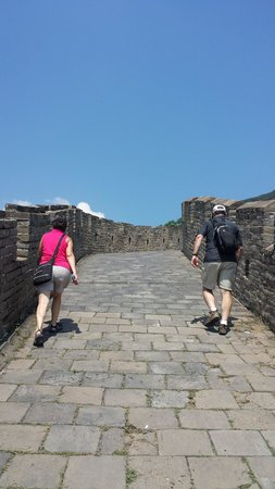 Tours By Jessie-Day Tour : The Mutianyu Great Wall