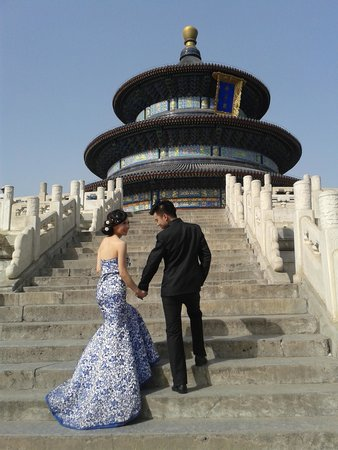 Tours By Jessie-Day Tour : The Temple of Heaven