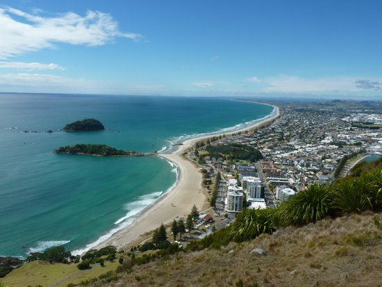 Mount Maunganui Summit Track