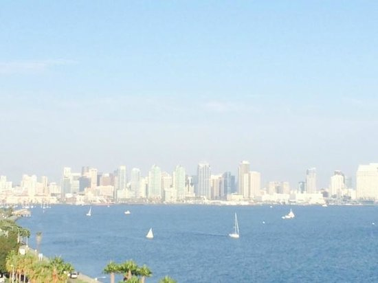 The Sheraton San Diego Hotel & Marina : My View of San Diego